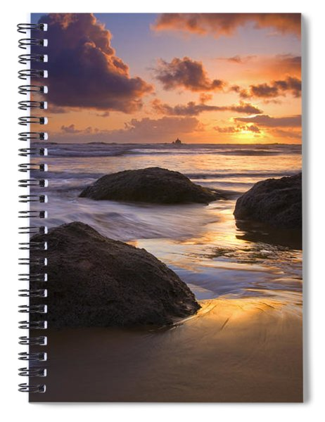 Pieces Of Eight Spiral Notebook
