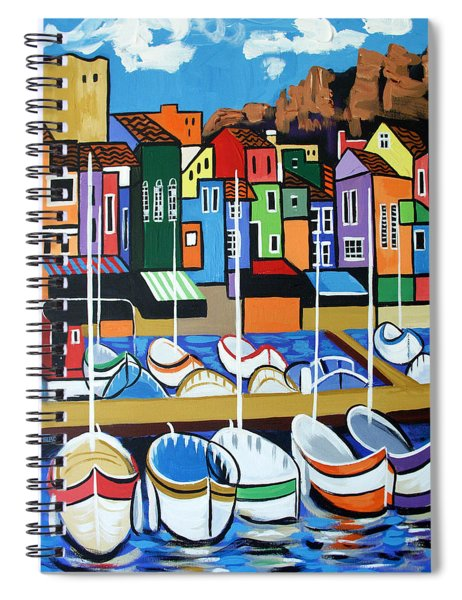 Pier One Spiral Notebook