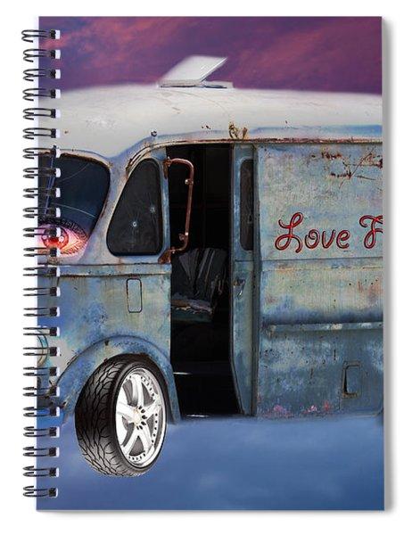 Pin Up Cars - #2 Spiral Notebook