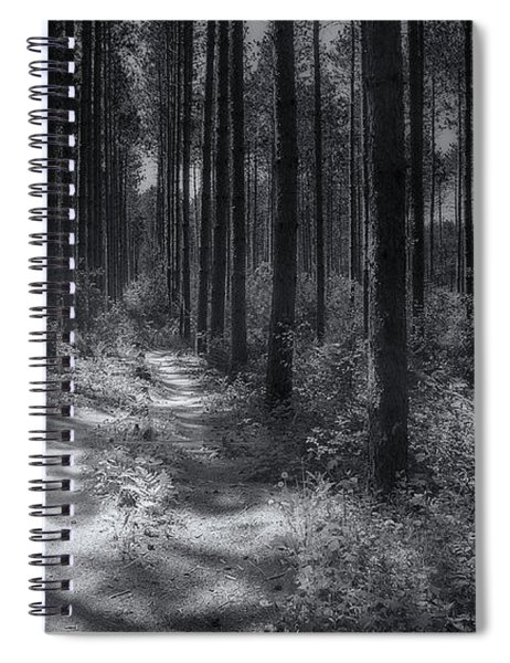 Pine Grove Spiral Notebook