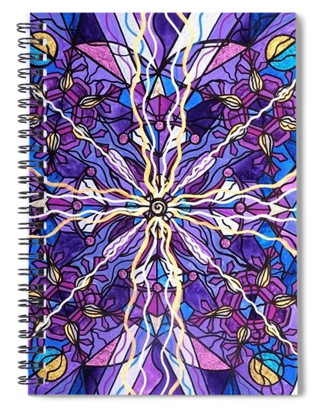 Pineal Opening Spiral Notebook