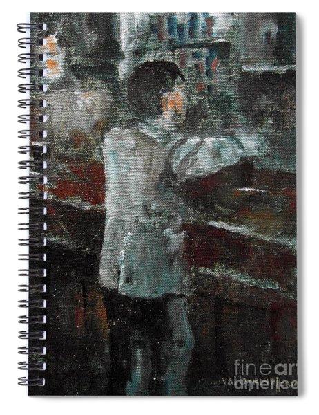 Pint Time Spiral Notebook