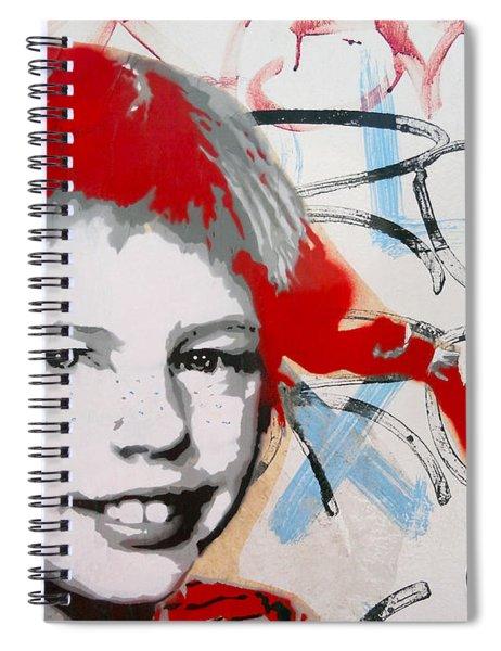 Pippi Longstocking  Spiral Notebook