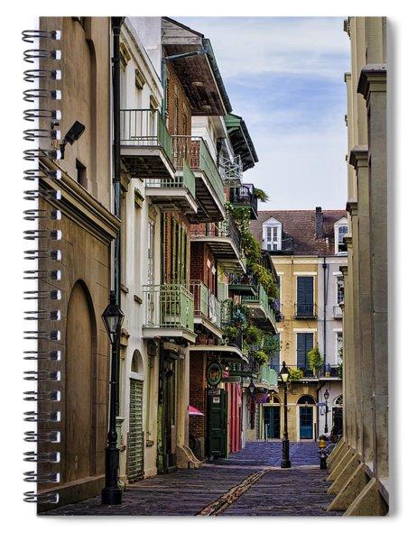 Pirates Alley Spiral Notebook