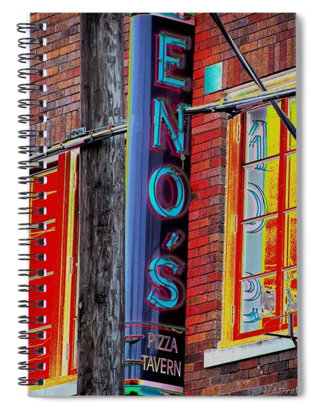 Pizza Time Spiral Notebook