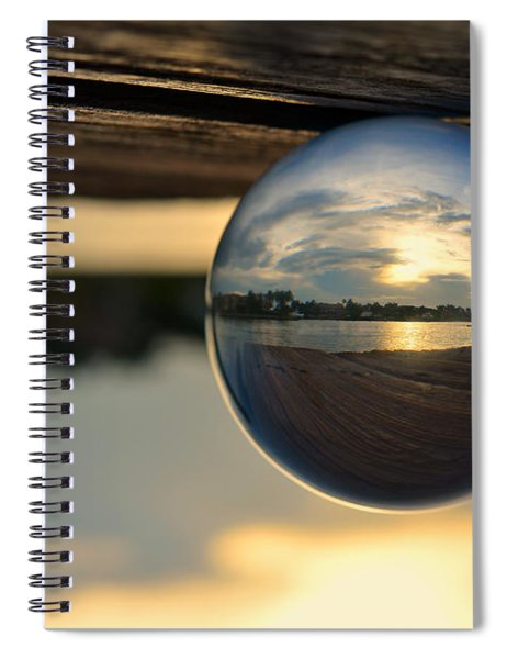 Planetary Spiral Notebook
