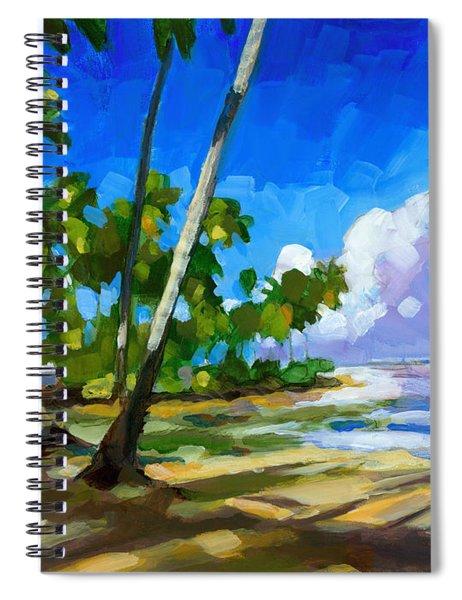 Playa Bonita Spiral Notebook