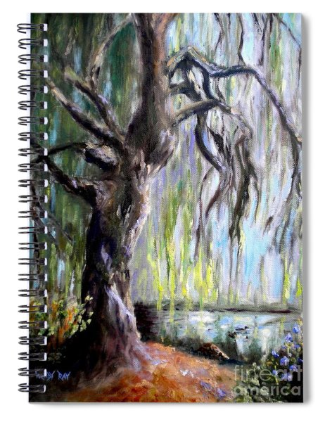 Plein Air At Fort Dent Park Spiral Notebook