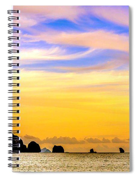 Poda Island Spiral Notebook