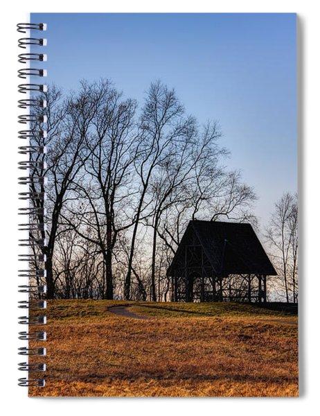 Poets' Walk Spiral Notebook