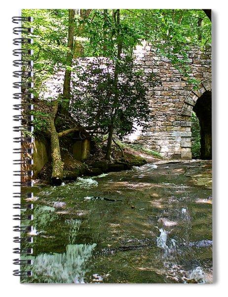 Poinsett Bridge Spiral Notebook