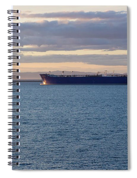 Polar Endeavour Spiral Notebook