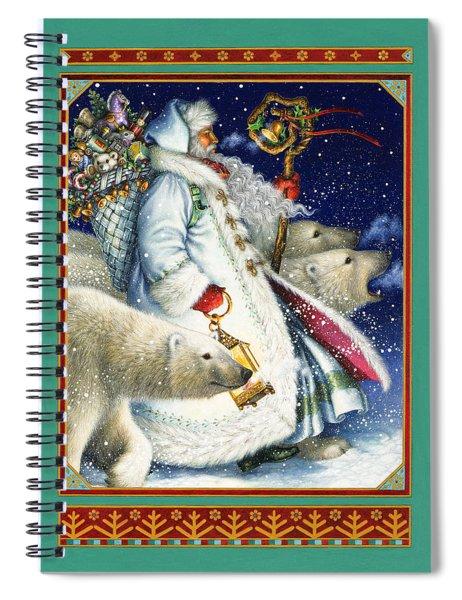Polar Magic Spiral Notebook