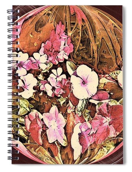 Pollen Power Spiral Notebook