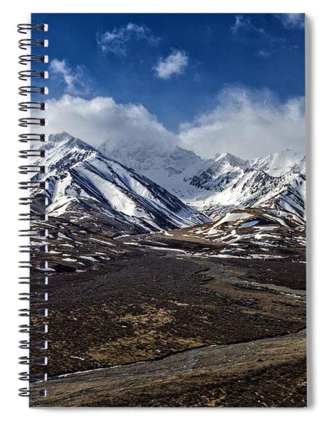 Polychrome Pass Spiral Notebook
