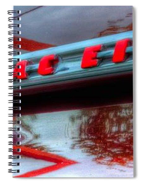 Pontiac Eight 14714 Spiral Notebook