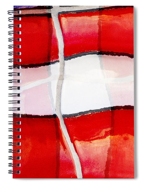 Poolside No. 2 Spiral Notebook