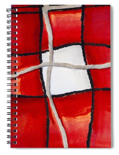 Poolside No. 4 Spiral Notebook
