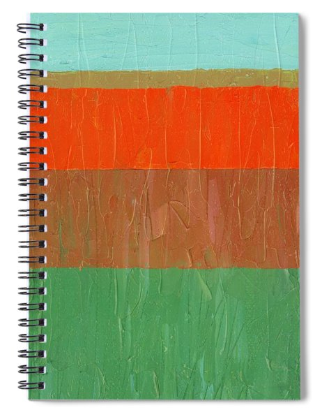 Poppies Will Make Them Sleep Spiral Notebook
