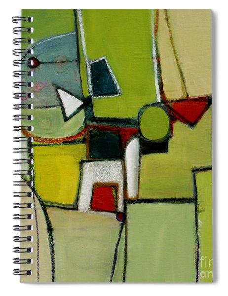 Portal No.1 Spiral Notebook