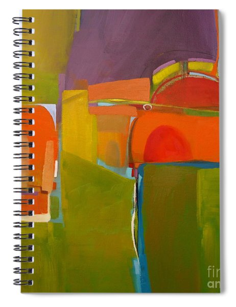 Portal No. 2 Spiral Notebook