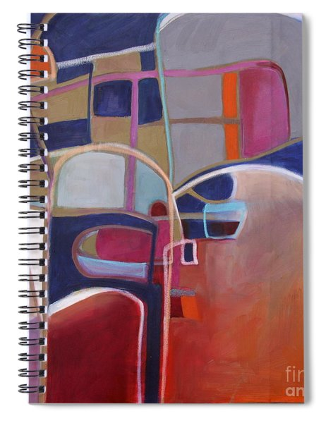 Portal No. 3 Spiral Notebook