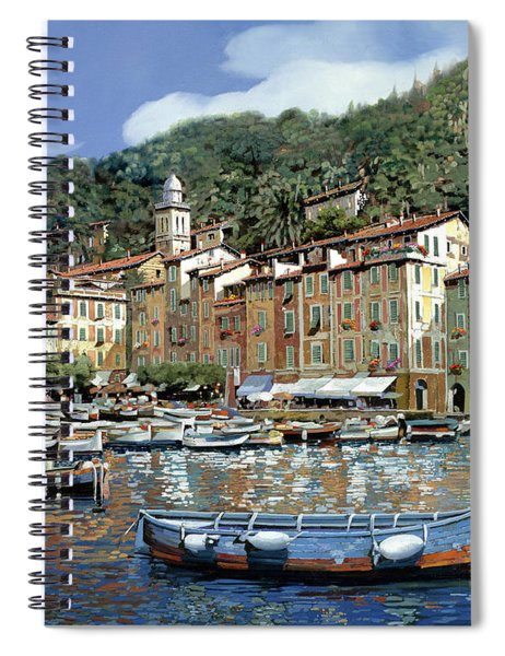 Portofino Spiral Notebook