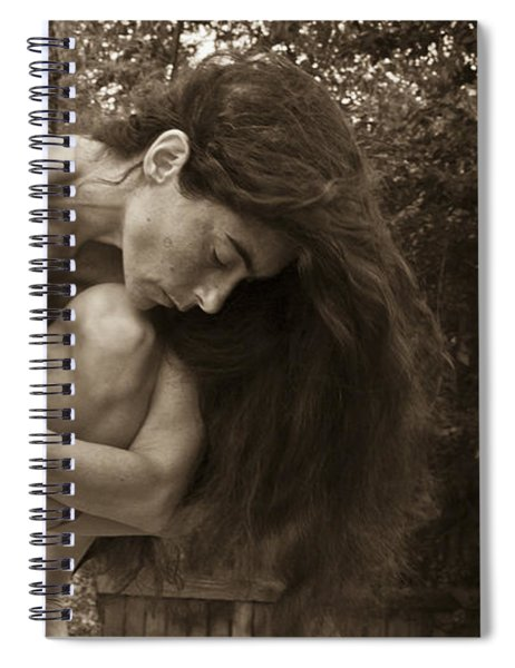 Portrait 5 Spiral Notebook