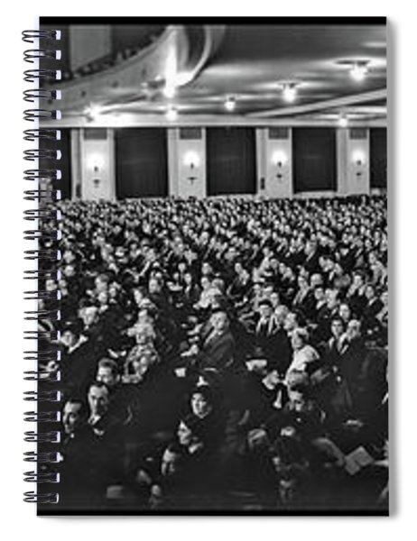 Post Opera - December 1927, The Newly Spiral Notebook