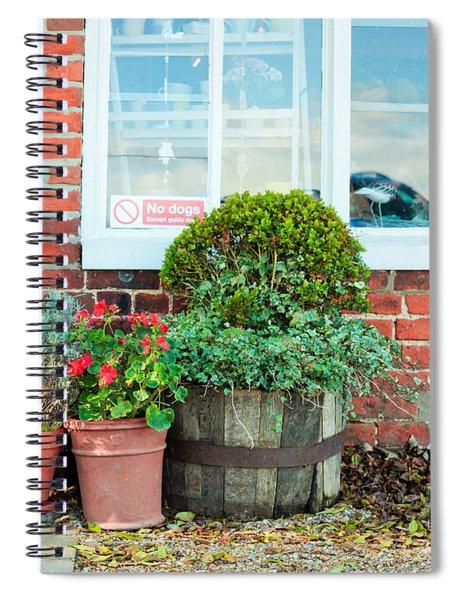 Pot Plants Spiral Notebook