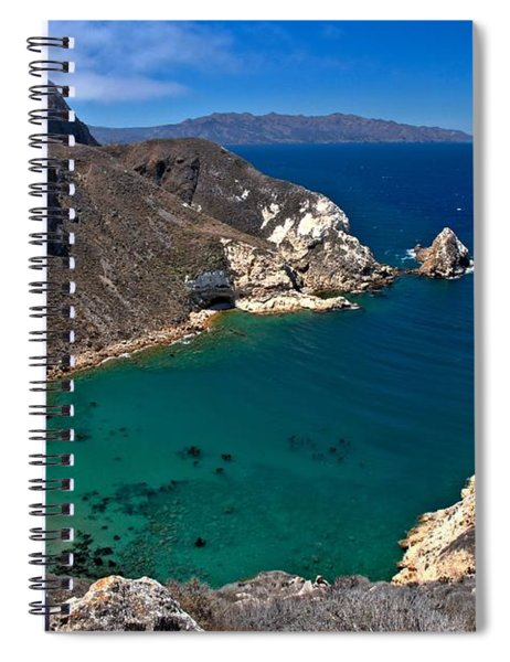 Potato Harbor Views Spiral Notebook
