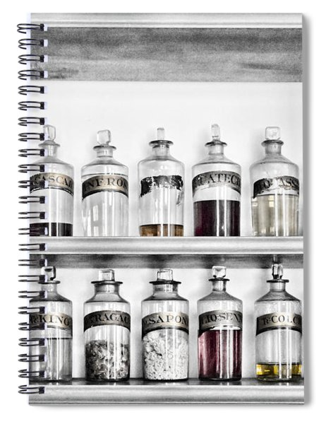 Potions Galore Spiral Notebook