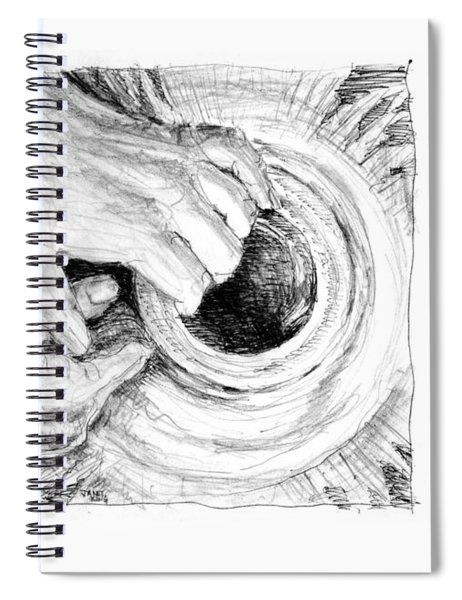 Potter And Clay Spiral Notebook