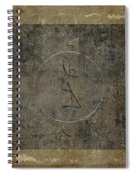 Prayer Flag 201 Spiral Notebook