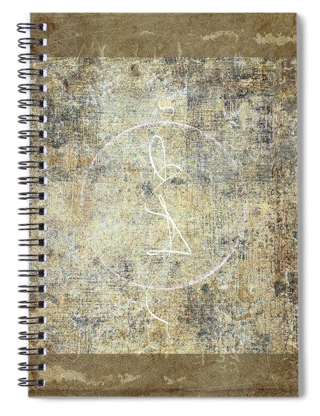 Prayer Flag 203 Spiral Notebook