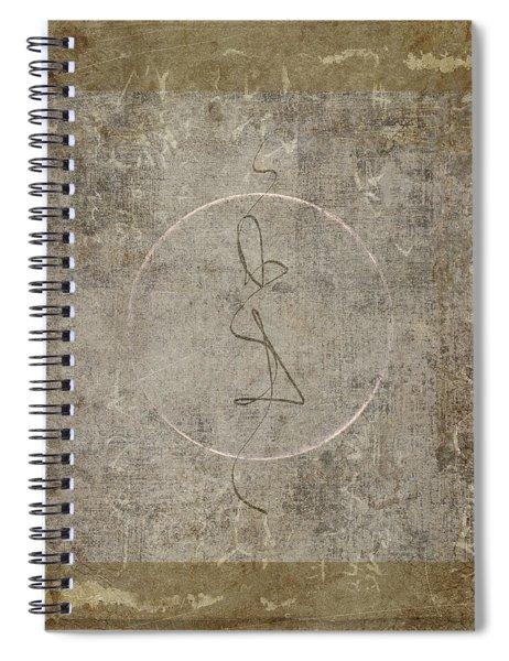 Prayer Flag 204 Spiral Notebook