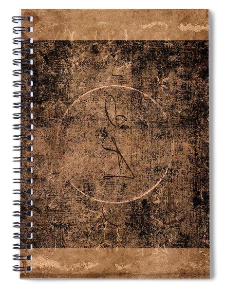 Prayer Flag 208 Spiral Notebook