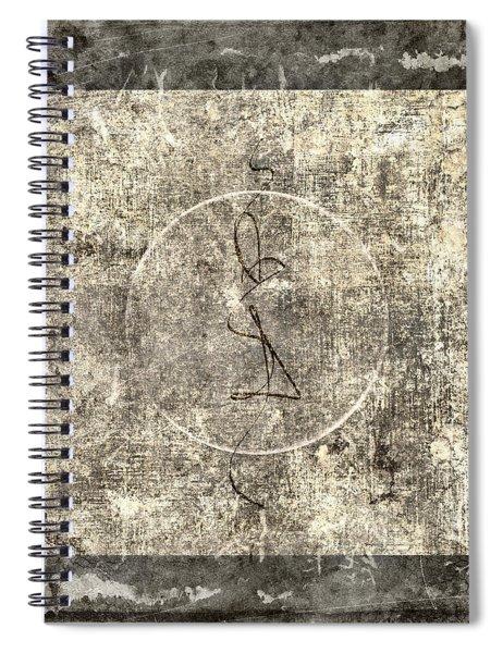 Prayer Flag 212 Spiral Notebook