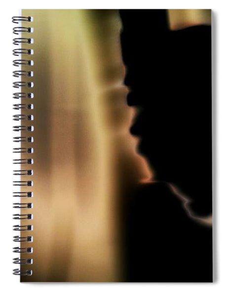 Presence 3 Spiral Notebook