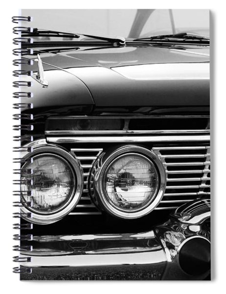 Pretty Chevy Spiral Notebook
