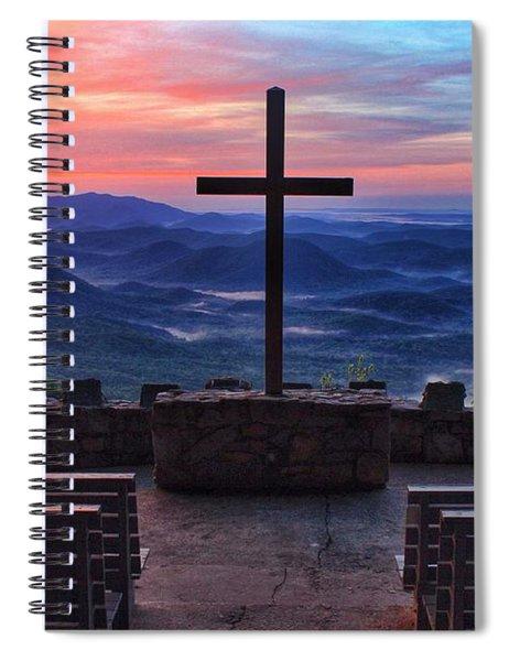 Pretty Place Chapel Sunrise Spiral Notebook