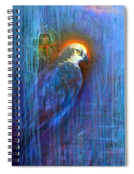 Prey Spiral Notebook