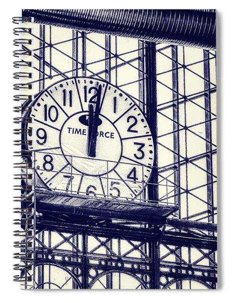 Principe Pio Clock Spiral Notebook