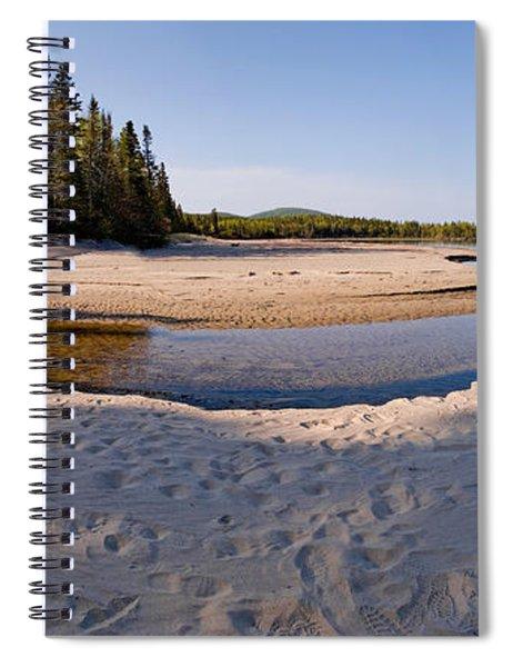 Prisoners Cove   Spiral Notebook