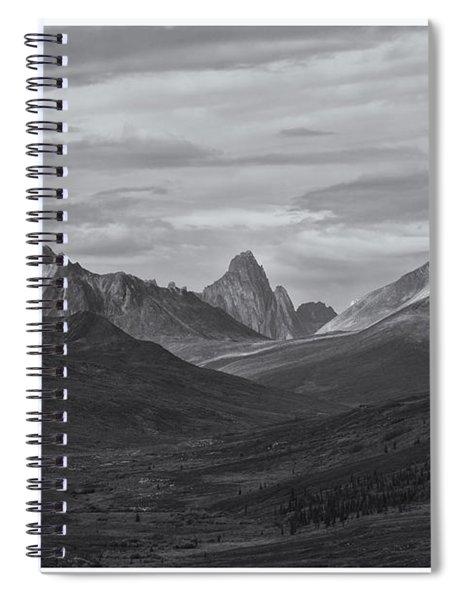 Pristine Valley Spiral Notebook
