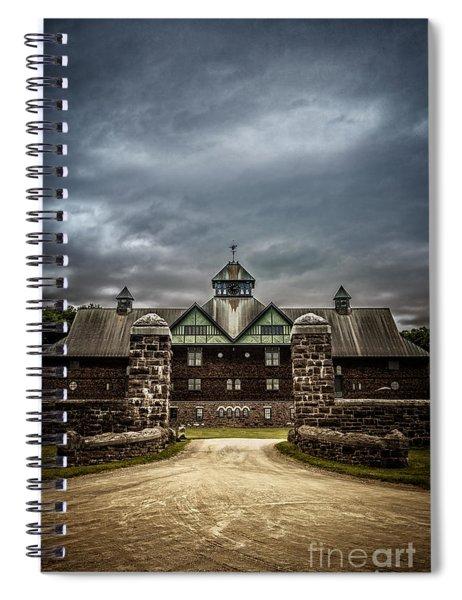 Private School Spiral Notebook