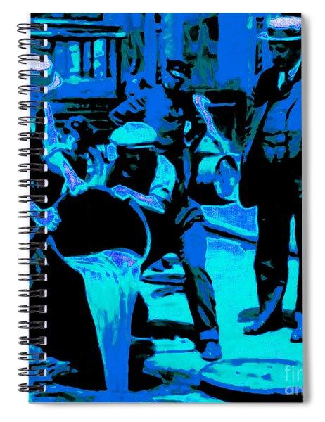 Prohibition 20130218m180 Spiral Notebook