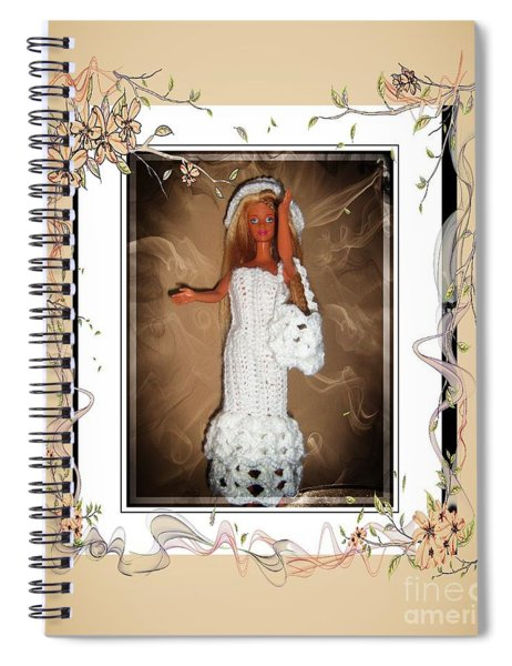 Prom Night - Fashion Doll - Girls - Collection Spiral Notebook