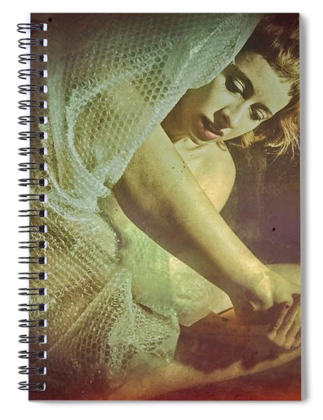 Protection - A Body Performance Spiral Notebook