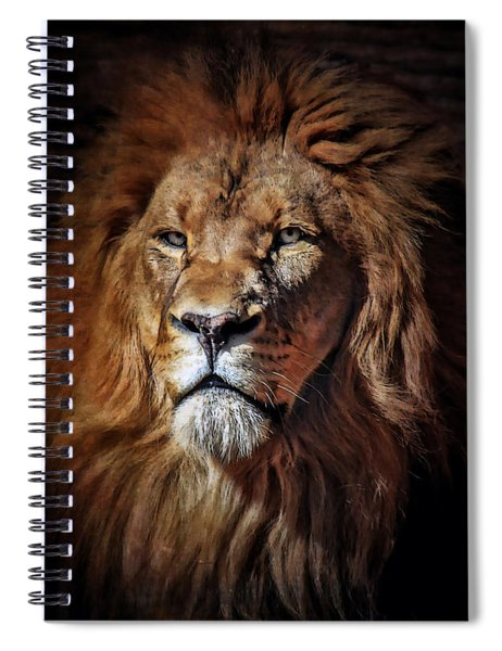 Proud N Powerful Spiral Notebook